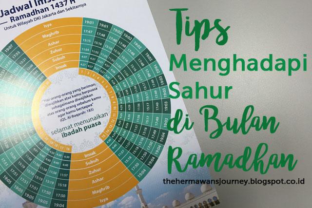 Tios sahur, sahur, sahur di bulan ramadhan, bulan ramadhan