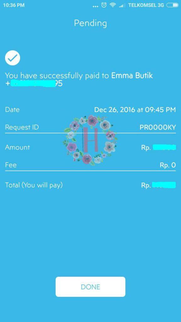 social shopping, uangku, uangkuid, bayar uangku, aplikasi uangku
