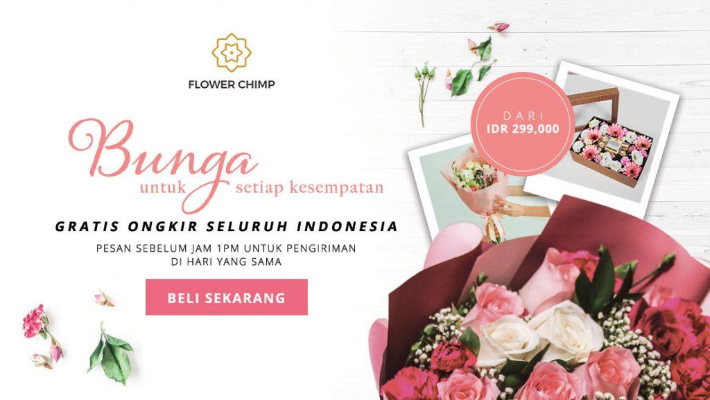 flowerchimp toko bunga toko bunga online pesan bunga online beli bunga online bunga untuk istri bunga untuk pacar kiat membuat pernikahan bahagia kiat pernikahan langgeng cara membuat istri senang cara membuat pacar senang