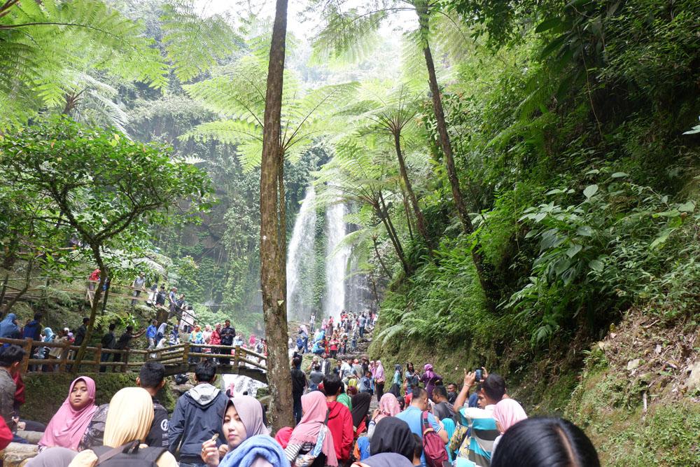 wisata solo air terjun jumog solo travelling ke solo cerita mistis air terjun jumog
