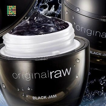 original raw black jam